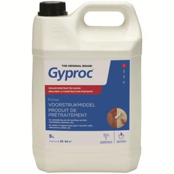 Gyproc voorstrijkmiddel 5 L