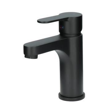 Robinet de lavabo Parker Atlantic noir