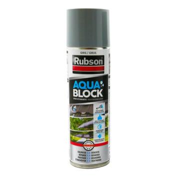 Spray gris Aquablock Rubson 300 ml