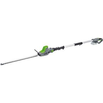 Taille-haie sans fil télescopique 20 V Lux (accu/chargeur excl.)