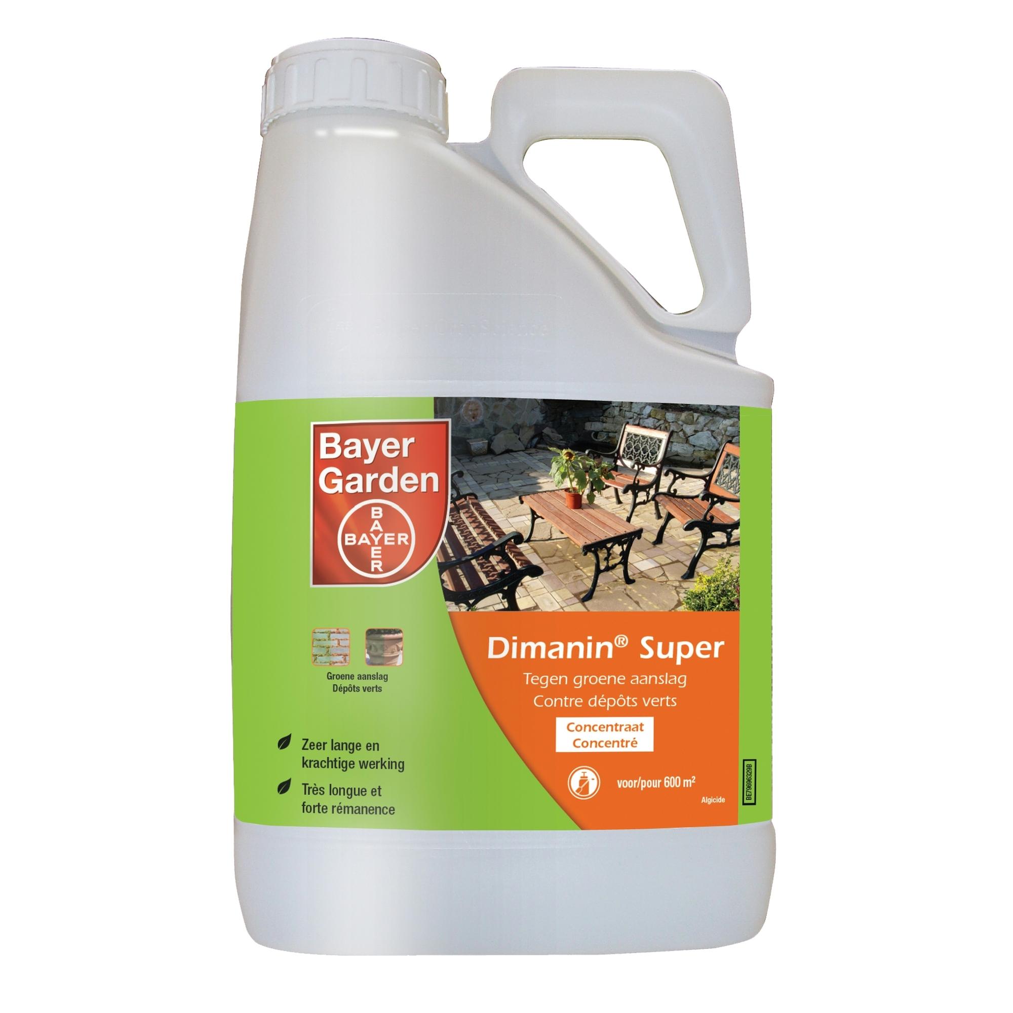 Bayer dimanin anti algues anti mousses 5l desherbants for Bayer jardin anti mousse