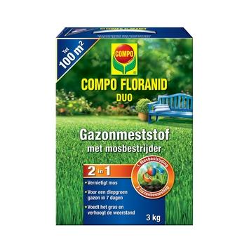 Compo Floranid Duo anti-mos 3 kg
