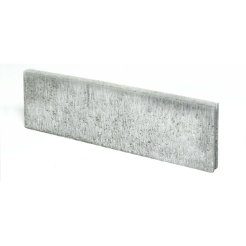 Boordsteen Beton Grijs 100x30x6 cm