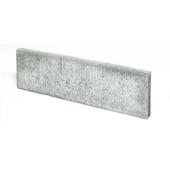 Boordsteen grijs 100x30x6 cm