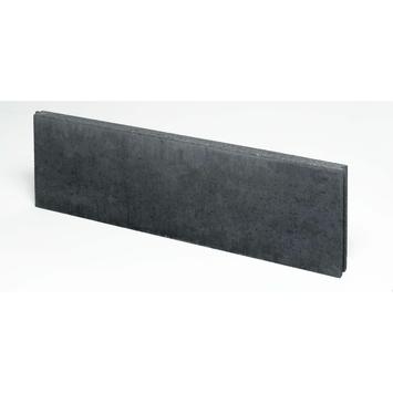 Boordsteen Beton Zwart 100x30x6 cm