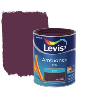 Laque Ambiance Levis satinée 750 ml fragile