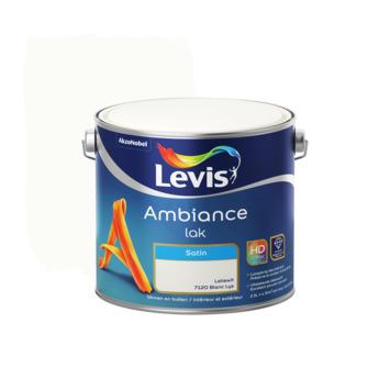 Levis Ambiance lak zijdeglans lelliewit 2,5L