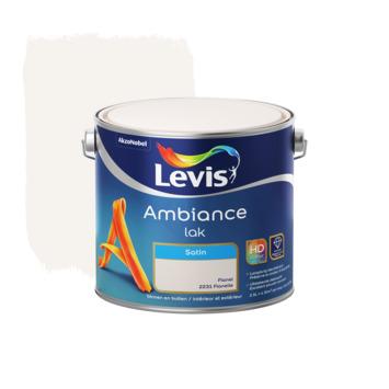 Laque Ambiance Levis satinée 2,5 L flanelle