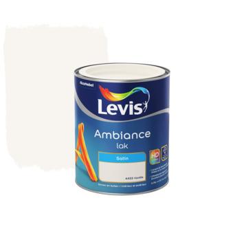 Levis Ambiance lak zijdeglans vanille 750ml