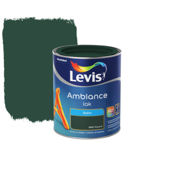Laque Ambiance Levis satinée 750 ml if