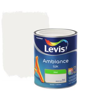 Laque Ambiance Levis mate 750 ml épeautre