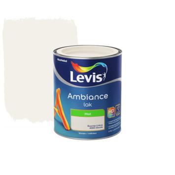 Laque Ambiance Levis mate 750 ml crème glacée