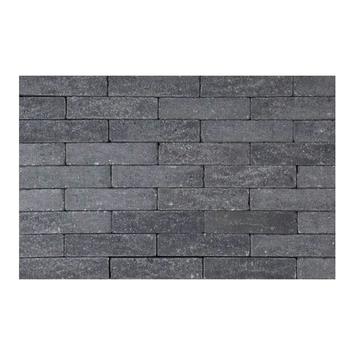 Pavé martelé 20x5x6 cm noir