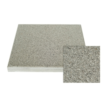 Terrastegel Beton Donker Grijs Gecoat 40x40 cm - 6 Tegels / 0,96 m2