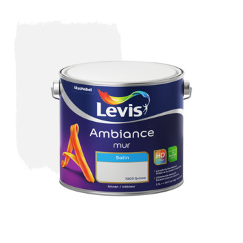 Levis Ambiance muurverf zijdeglans quinoa 2,5L