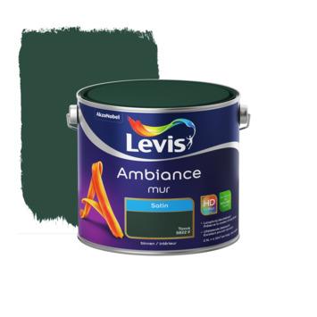 Peinture Ambiance Mur Levis satinée 2,5 L if