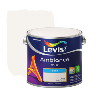 Levis Ambiance muurverf zijdeglans flanel 2,5L
