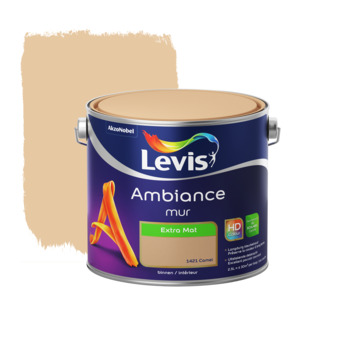 Levis Ambiance muurverf extra mat camel 2,5L