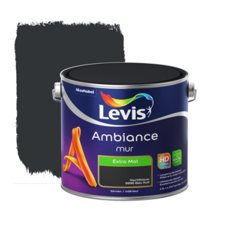 Levis Ambiance muurverf extra mat nachtblauw 2,5L