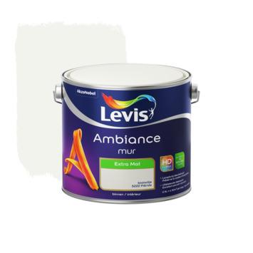 Peinture Ambiance Mur Levis extra mate 2,5 L piéride