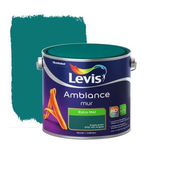 Levis Ambiance muurverf extra mat groen 2,5L
