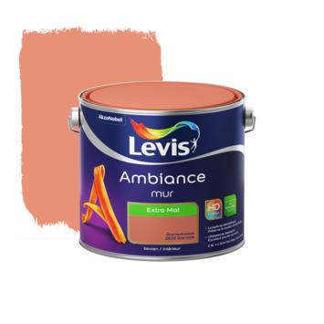 Levis Ambiance muurverf extra mat granaatappel 2,5L