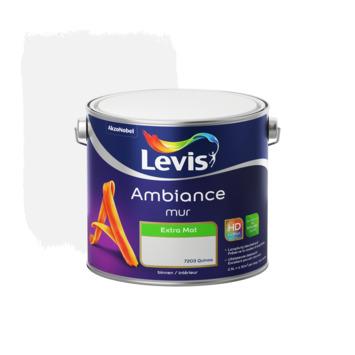 Peinture Ambiance Mur Levis extra mate 2,5 L quinoa