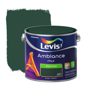 Peinture Ambiance Mur Levis extra mate 2,5 L if