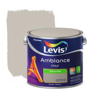Levis Ambiance muurverf extra mat grijs 2,5L
