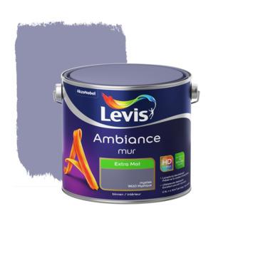 Peinture Ambiance Mur Levis extra mate 2,5 L mystique