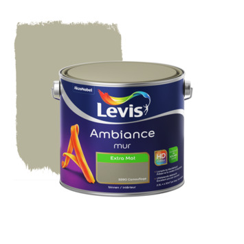 Levis Ambiance muurverf extra mat camouflage 2,5L