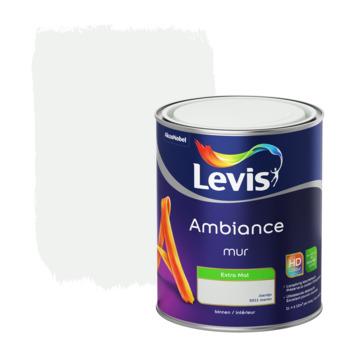 Peinture Ambiance Mur Levis extra mate 1 L jasmin