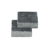 Tegel bluestone gebouchardeerd 20x20x2,5 cm