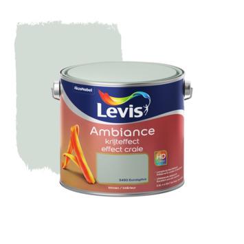 Levis Ambiance krijteffect eucalyptus 2,5L