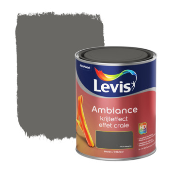 Levis Ambiance muurverf krijteffect magma 1L