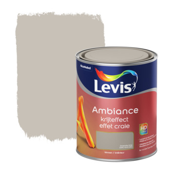 Levis Ambiance krijteffect oneindig grijs 1L