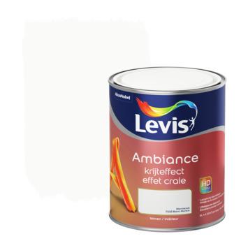 Levis Ambiance krijteffect marmerwit 1L