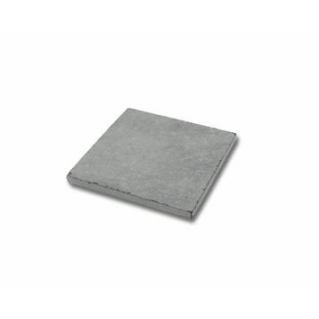 Terrastegel Bluestone Getrommeld Blauw 30x30x2 cm - 11 Tegels / 0,99 m2