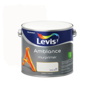 Levis Ambiance muurprimer wit 2,5 L