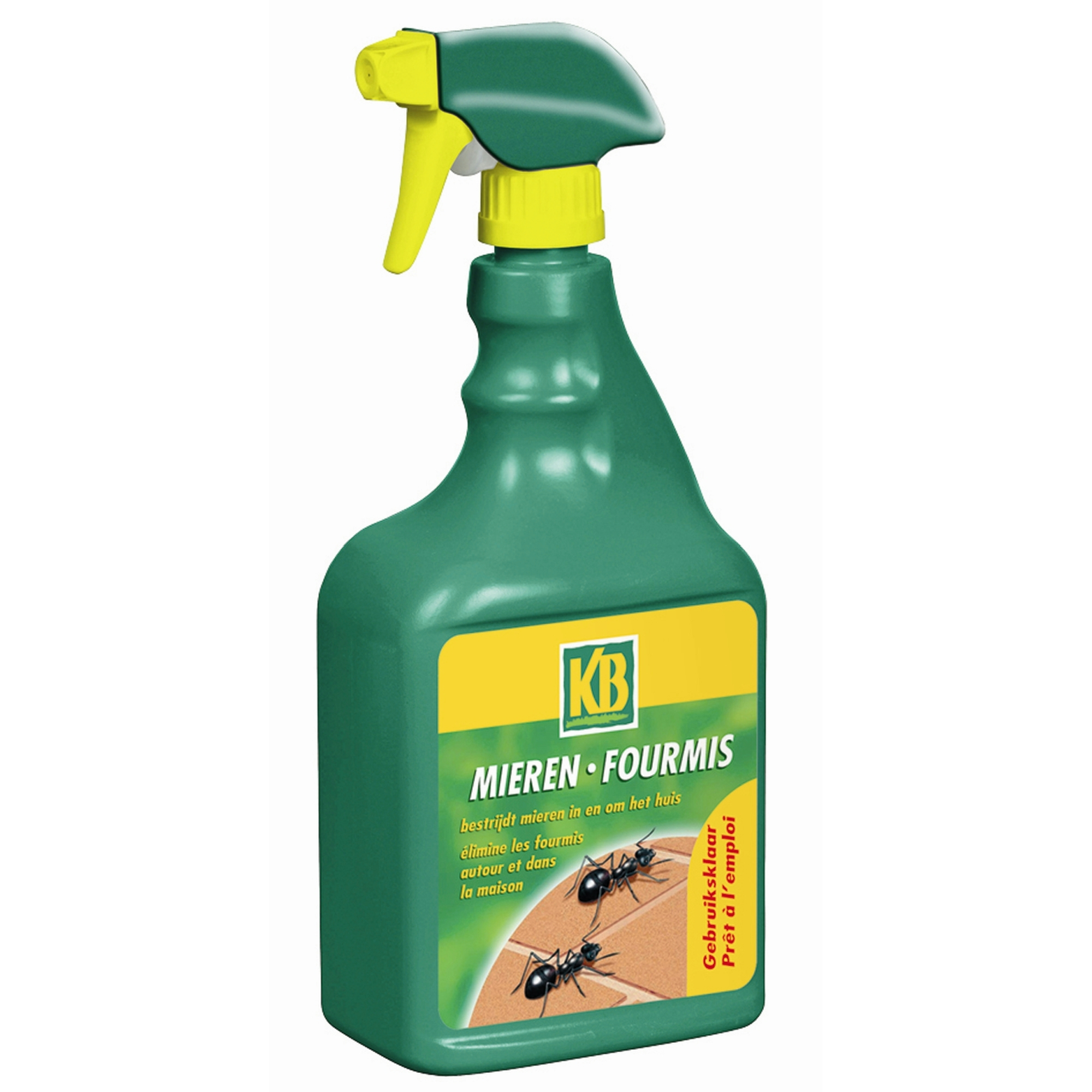 Kb anti fourmis pr t l 39 emploi 750 ml antinuisibles for Anti fourmi jardin