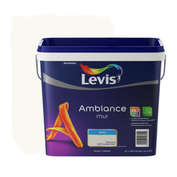 Levis Ambiance muurverf zijdeglans eierschaal 5 L
