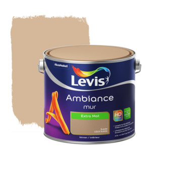 Levis Ambiance muurverf extra mat suede 2,5 L