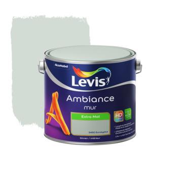 Levis Ambiance muurverf extra mat eucalyptus 2,5 L