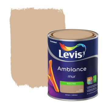Peinture Ambiance Mur Levis extra mat suède 1 L