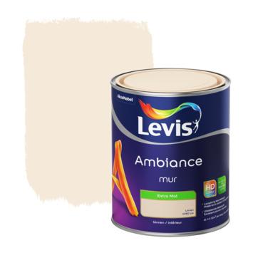 Peinture Ambiance Mur Levis extra mat lin 1 L