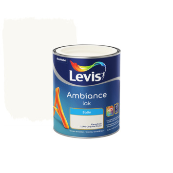 Laque Levis Ambiance coquilled'oeuf satiné 750 ml