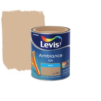 Laque Levis Ambiance suède satiné 750 ml