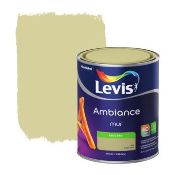 Levis Ambiance muurverf extra mat olijf 1 L