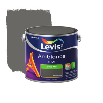 Levis Ambiance muurverf extra mat magma 2,5 L