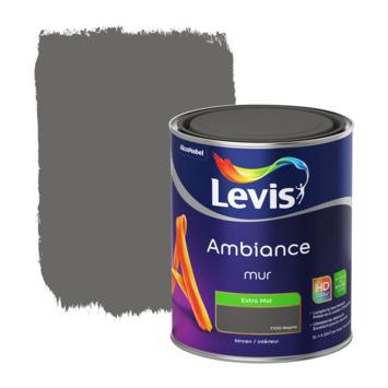 Peinture Ambiance Mur Levis extra mat magma 1 L